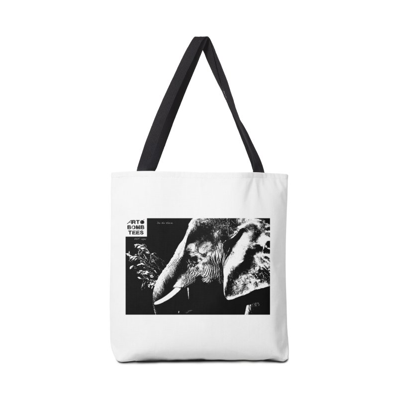 Do No Harm Accessories Bag by artbombtees's Artist Shop