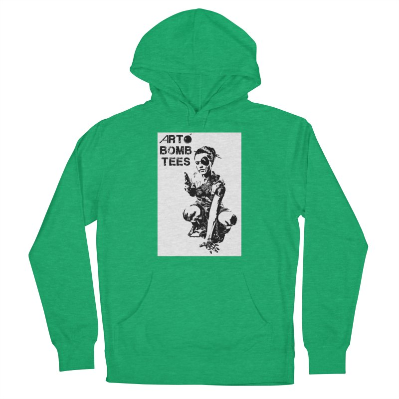 Army of One Women's Pullover Hoody by artbombtees's Artist Shop