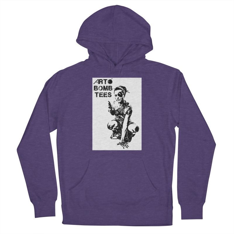 Army of One Men's Pullover Hoody by artbombtees's Artist Shop