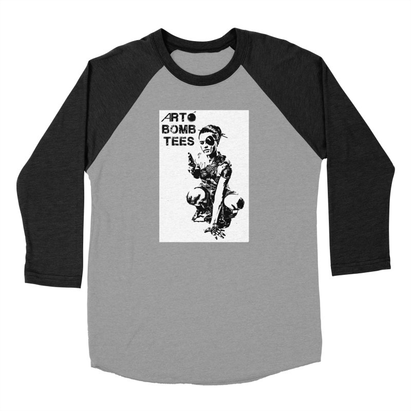 Army of One Men's Longsleeve T-Shirt by artbombtees's Artist Shop