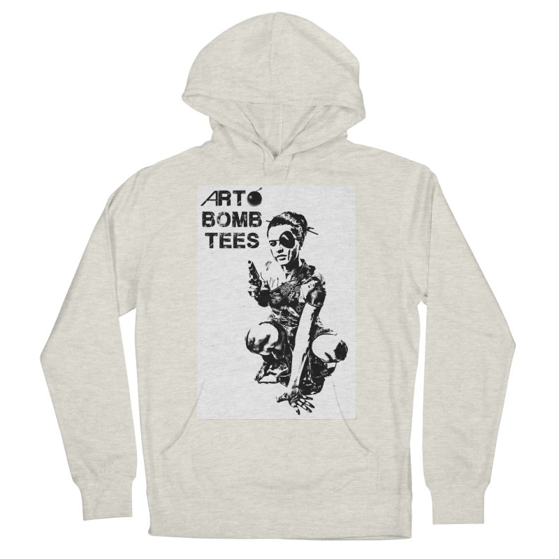 Army of One Women's French Terry Pullover Hoody by artbombtees's Artist Shop