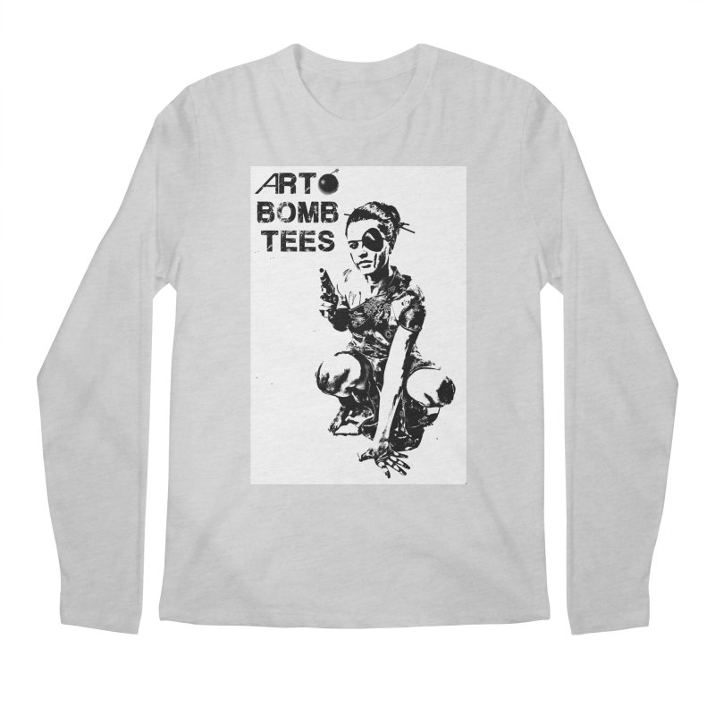 Army of One Men's Longsleeve T-Shirt by artbombtees's Artist Shop