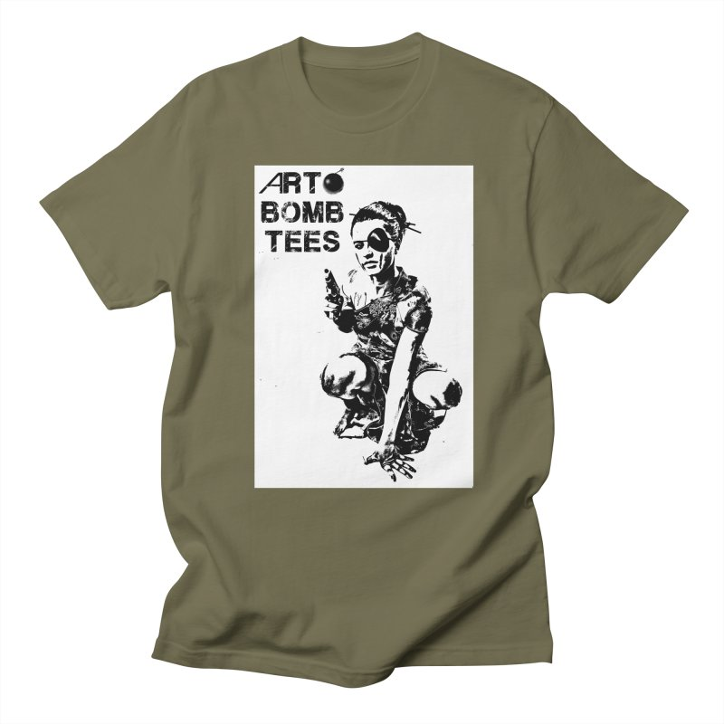 Army of One Men's T-Shirt by artbombtees's Artist Shop