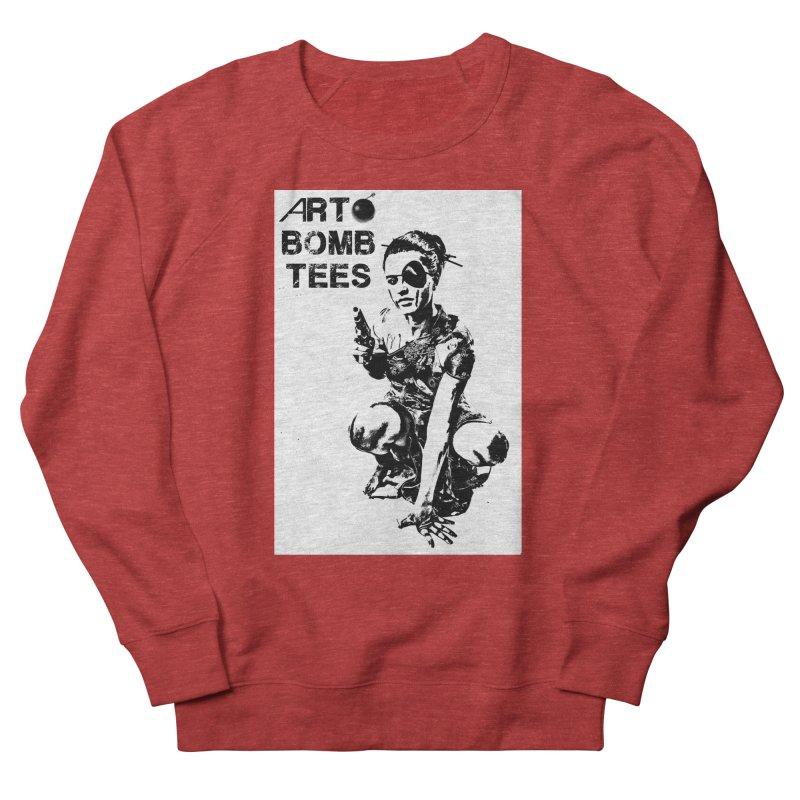 Army of One Women's Sweatshirt by artbombtees's Artist Shop