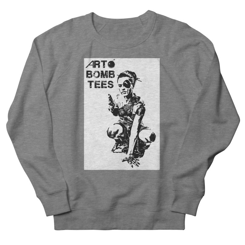 Army of One Men's Sweatshirt by artbombtees's Artist Shop