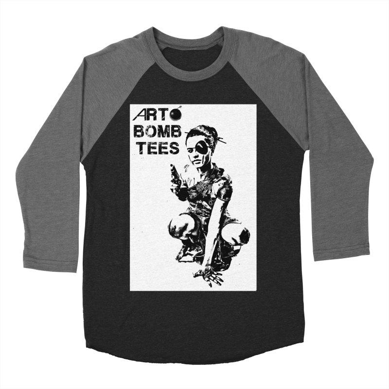 Army of One Men's Baseball Triblend Longsleeve T-Shirt by artbombtees's Artist Shop