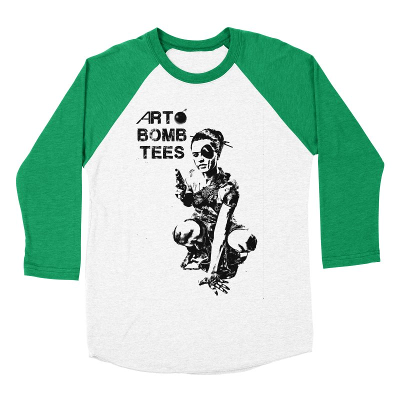 Army of One Men's Baseball Triblend Longsleeve T-Shirt by artbombtees's Artist Shop