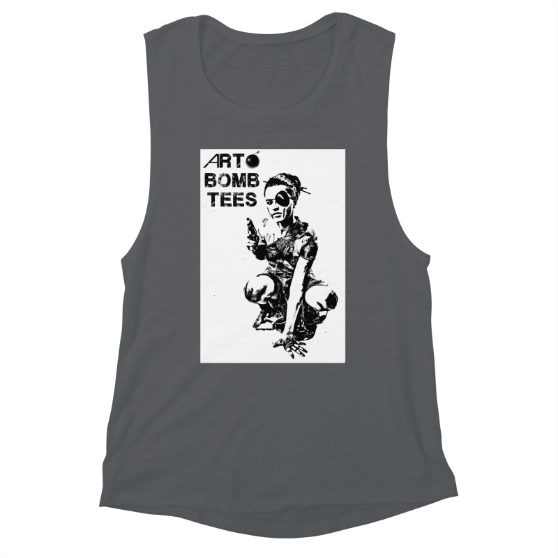 Army of One Women's Tank by artbombtees's Artist Shop