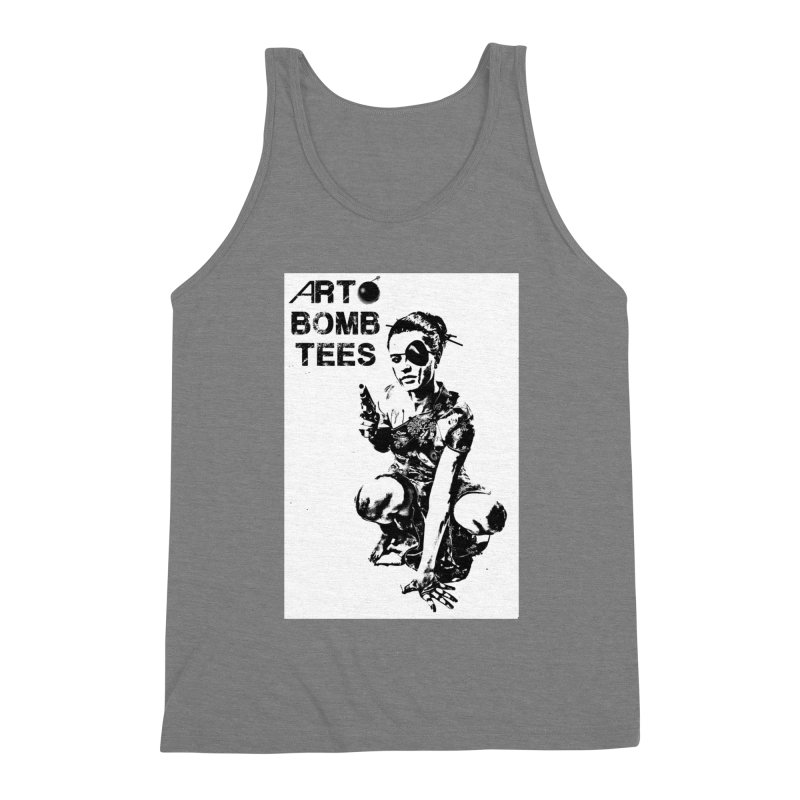 Army of One Men's Tank by artbombtees's Artist Shop