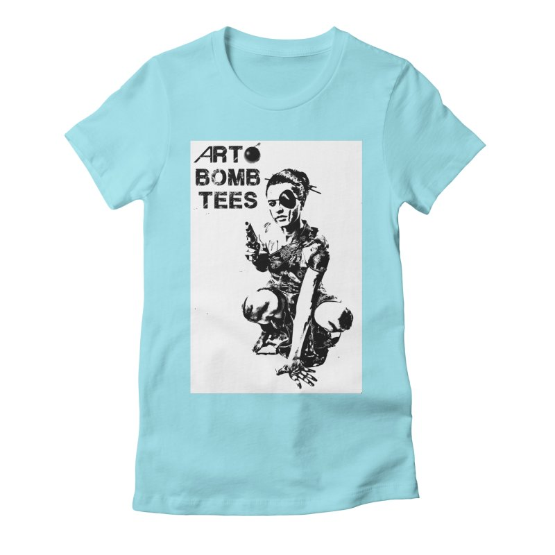 Army of One Women's T-Shirt by artbombtees's Artist Shop
