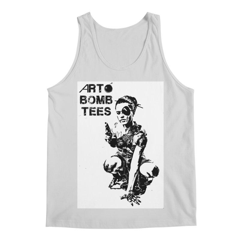 Army of One Men's Regular Tank by artbombtees's Artist Shop