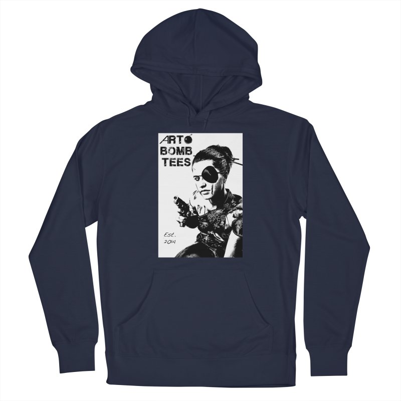 Army of One Part 2 Men's Pullover Hoody by artbombtees's Artist Shop