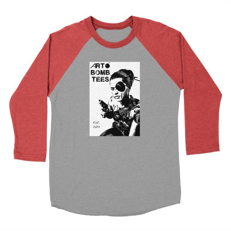 Army of One Part 2 Women's Longsleeve T-Shirt by artbombtees's Artist Shop