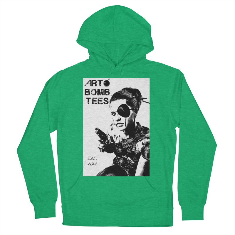 Army of One Part 2 Women's Pullover Hoody by artbombtees's Artist Shop