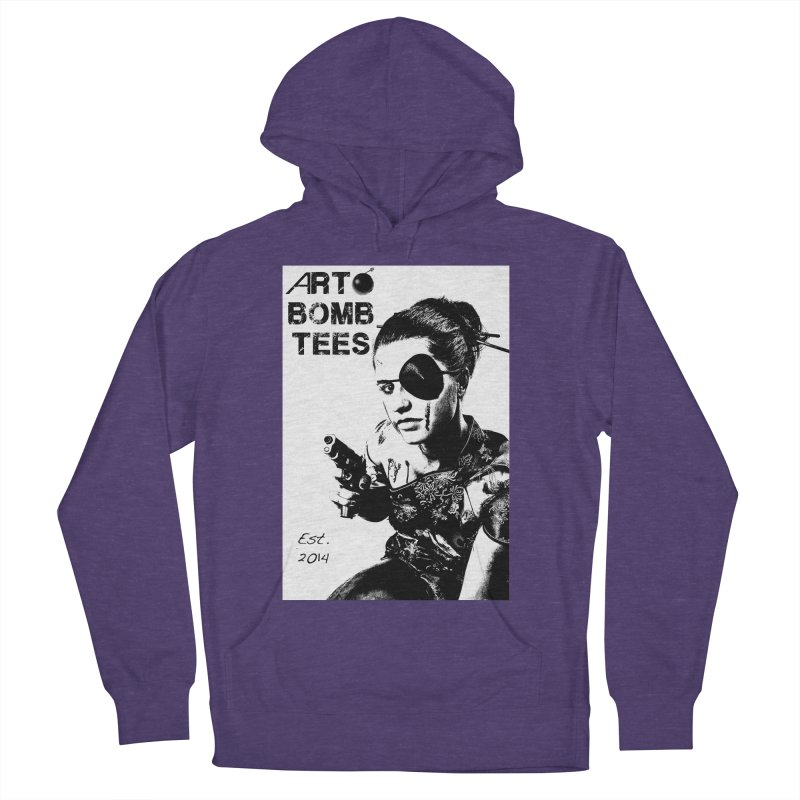 Army of One Part 2 Women's French Terry Pullover Hoody by artbombtees's Artist Shop