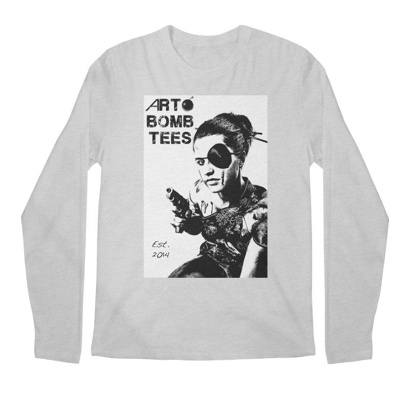 Army of One Part 2 Men's Regular Longsleeve T-Shirt by artbombtees's Artist Shop