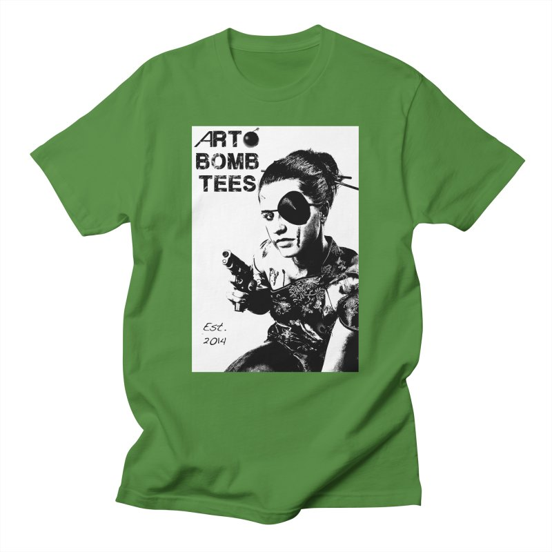 Army of One Part 2 Men's T-Shirt by artbombtees's Artist Shop
