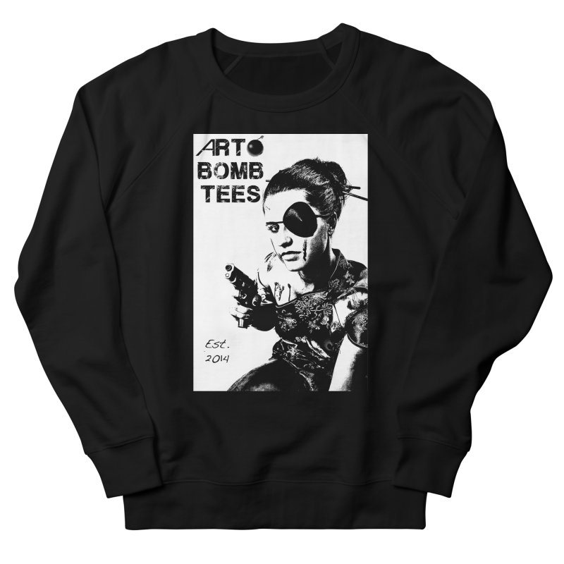 Army of One Part 2 Women's French Terry Sweatshirt by artbombtees's Artist Shop