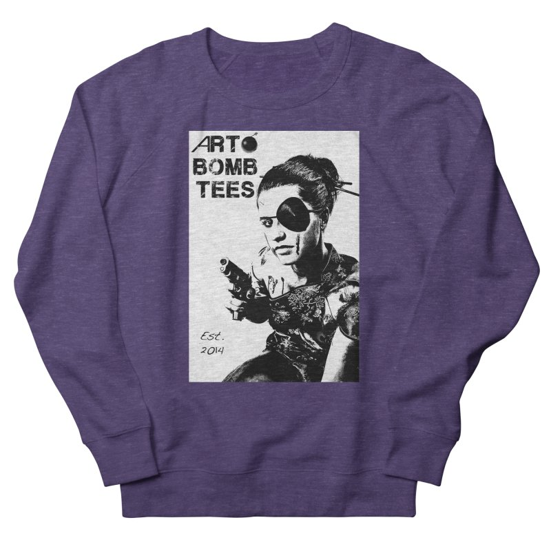 Army of One Part 2 Men's French Terry Sweatshirt by artbombtees's Artist Shop