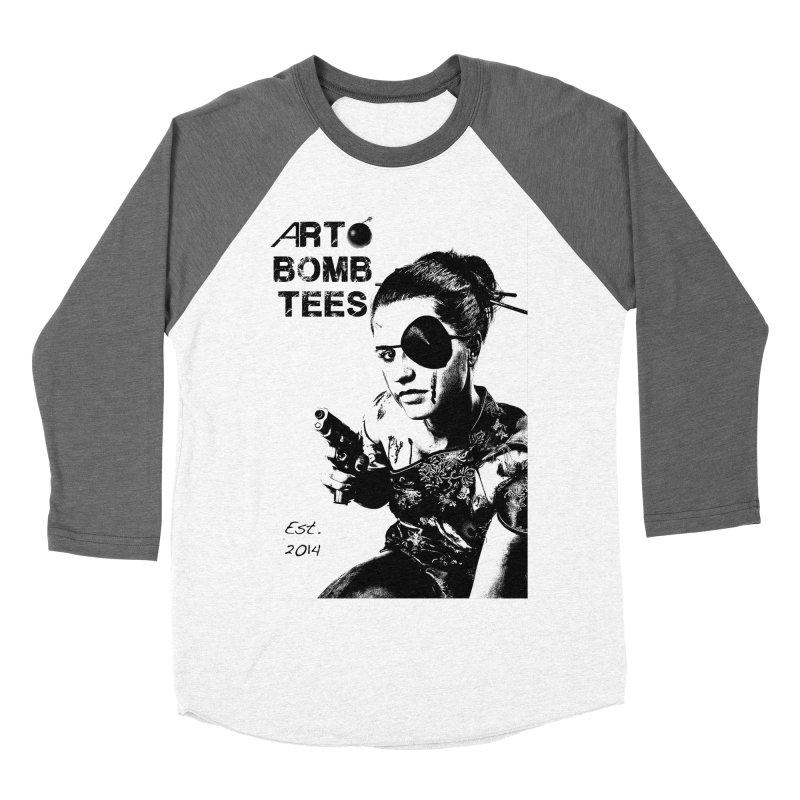 Army of One Part 2 Women's Baseball Triblend Longsleeve T-Shirt by artbombtees's Artist Shop