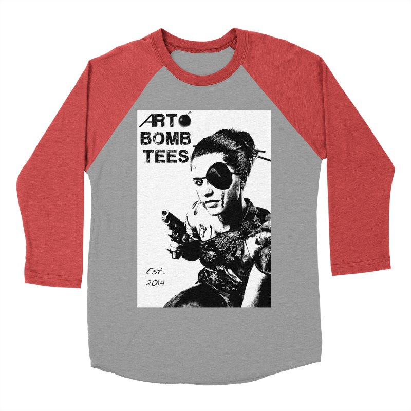 Army of One Part 2 Women's Baseball Triblend Longsleeve T-Shirt by artbombtees's Artist Shop