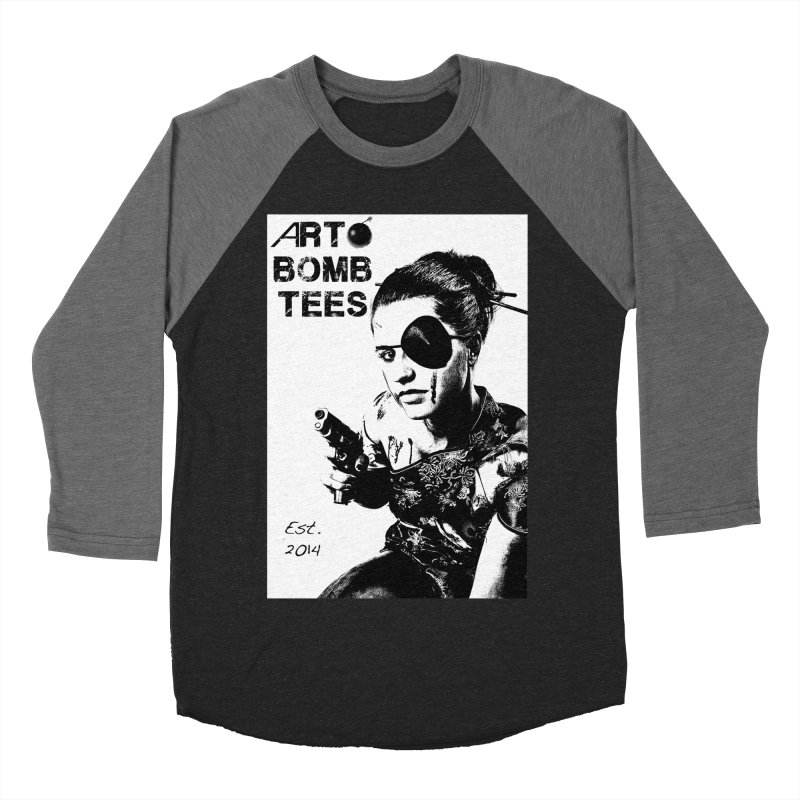 Army of One Part 2 Men's Baseball Triblend Longsleeve T-Shirt by artbombtees's Artist Shop