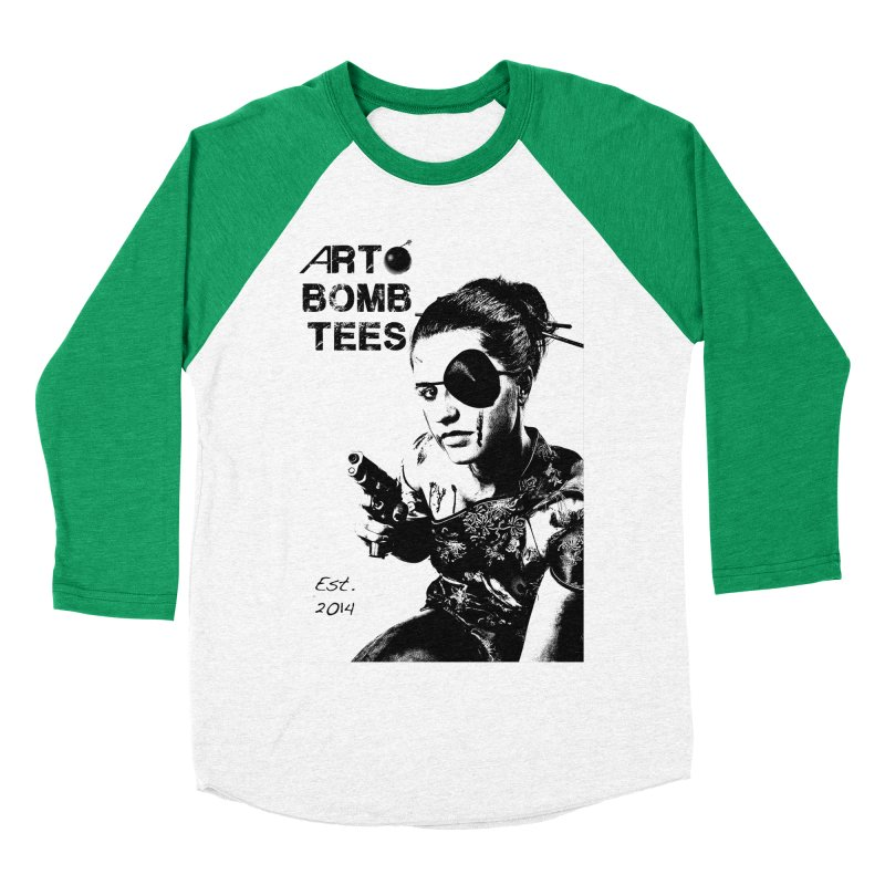 Army of One Part 2 Men's Baseball Triblend T-Shirt by artbombtees's Artist Shop