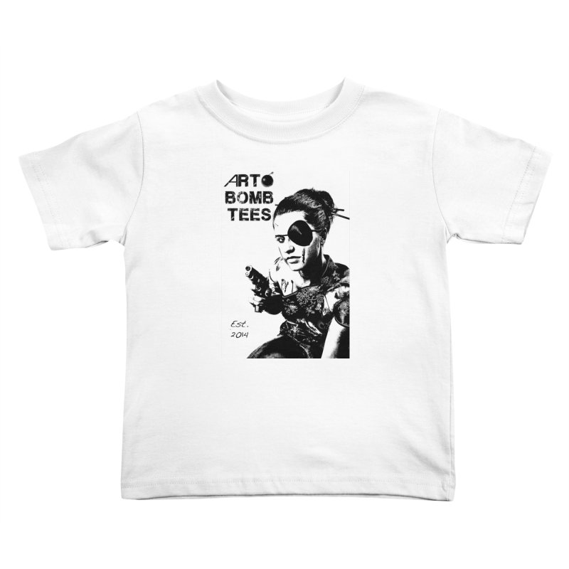 Army of One Part 2 Kids Toddler T-Shirt by artbombtees's Artist Shop