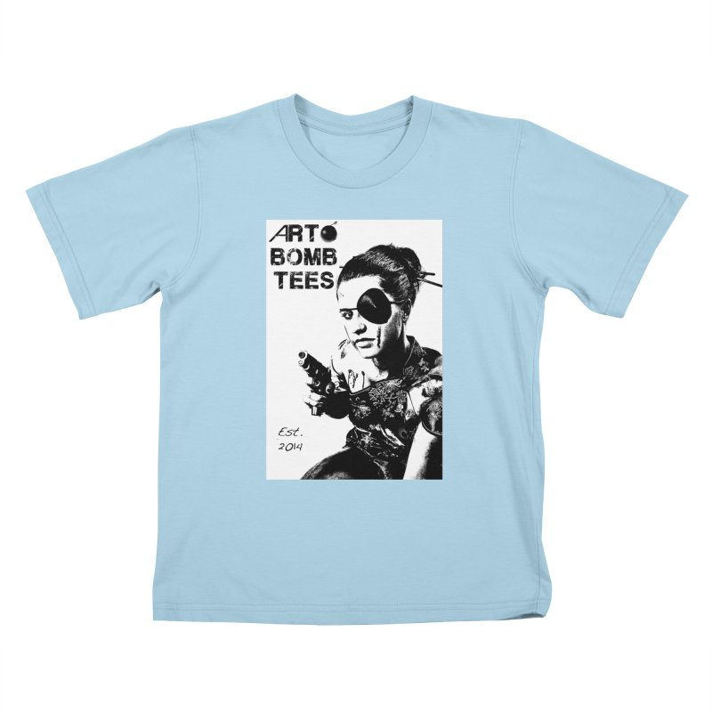 Army of One Part 2 Kids T-shirt by artbombtees's Artist Shop