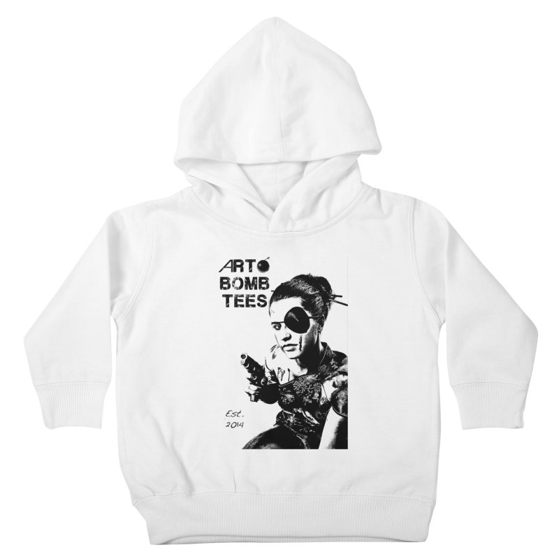 Army of One Part 2 Kids Toddler Pullover Hoody by artbombtees's Artist Shop