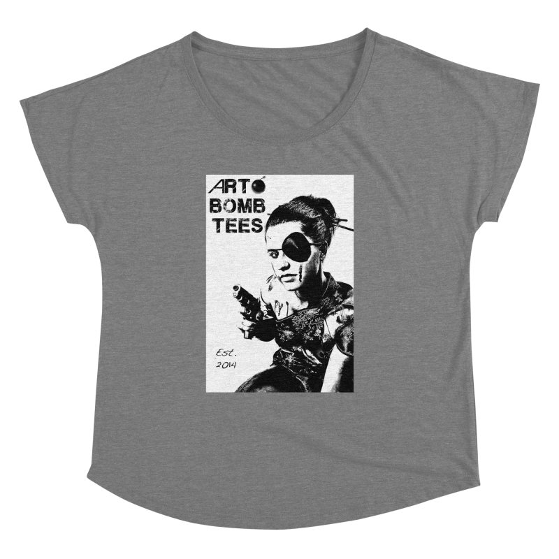 Army of One Part 2 Women's Dolman by artbombtees's Artist Shop