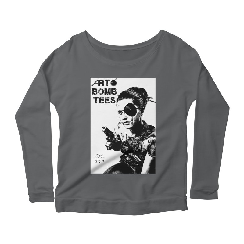 Army of One Part 2 Women's Longsleeve T-Shirt by artbombtees's Artist Shop