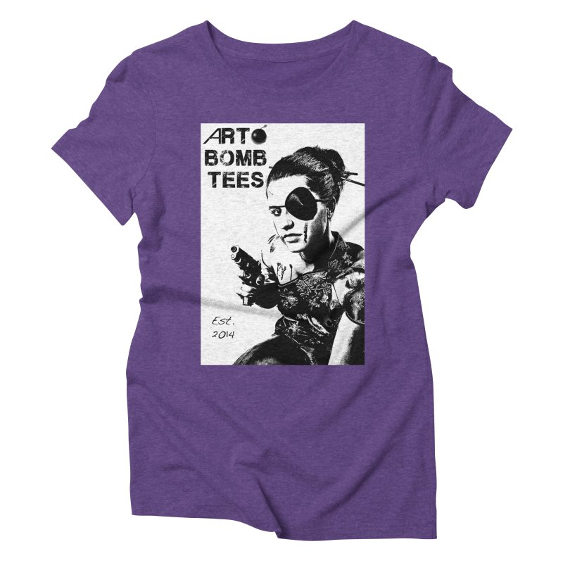 Army of One Part 2 Women's T-Shirt by artbombtees's Artist Shop