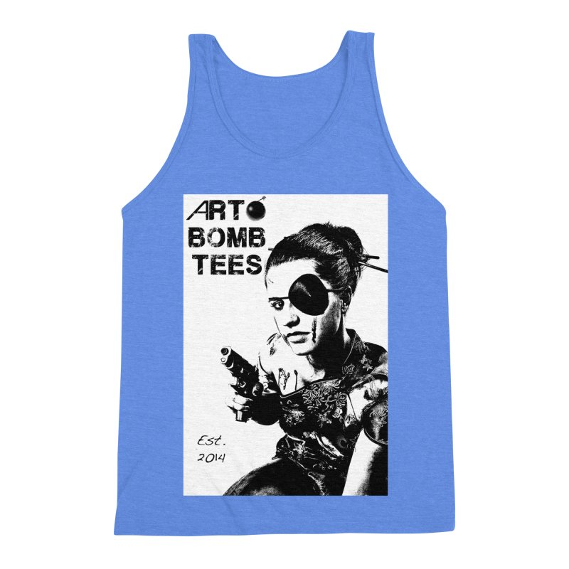 Army of One Part 2 Men's Triblend Tank by artbombtees's Artist Shop