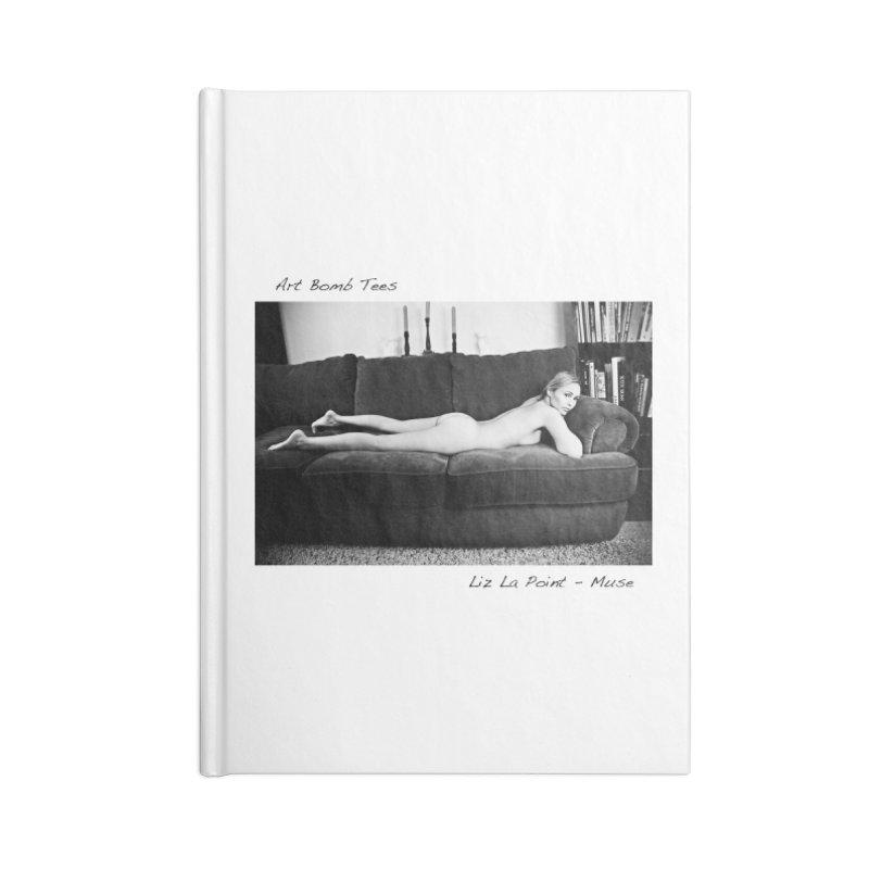 Liz La Point - Muse Accessories Notebook by artbombtees's Artist Shop