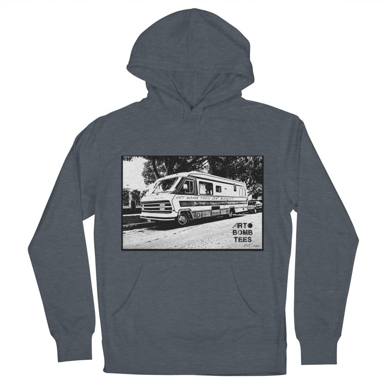 Art Bomb Tees or Bust Men's Pullover Hoody by artbombtees's Artist Shop