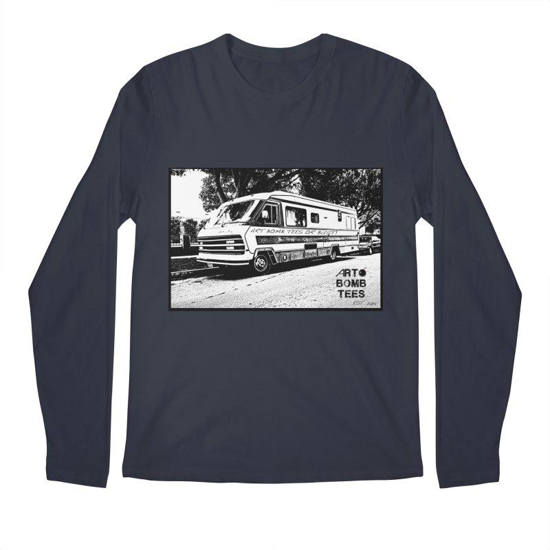 Art Bomb Tees or Bust Men's Longsleeve T-Shirt by artbombtees's Artist Shop