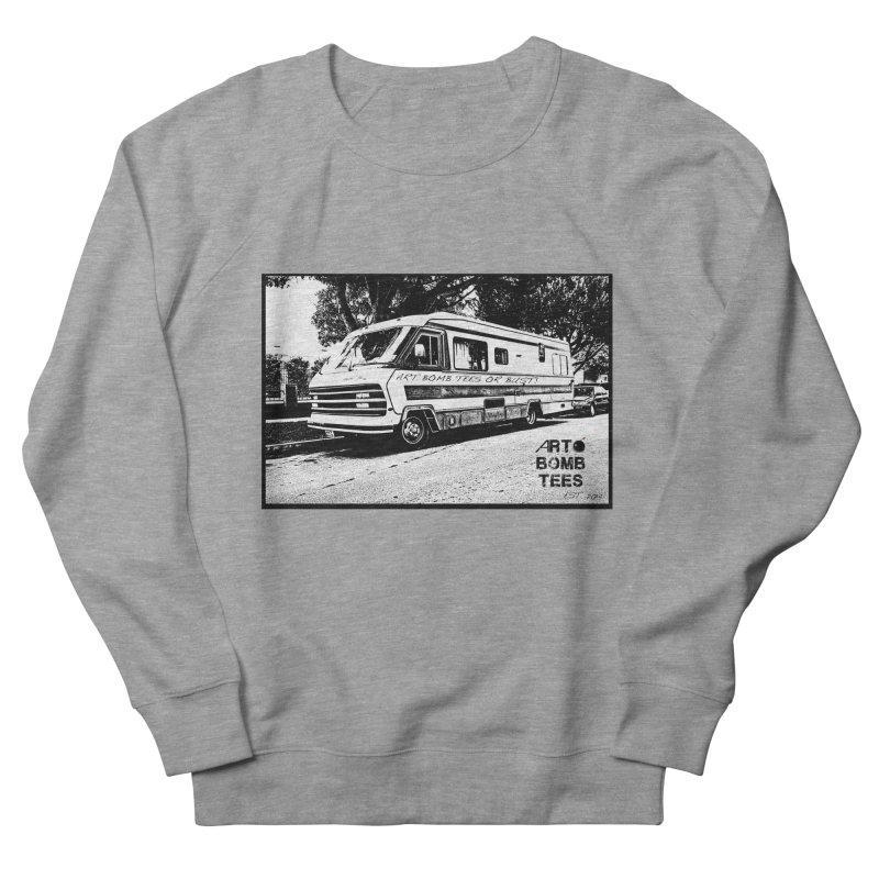 Art Bomb Tees or Bust Men's Sweatshirt by artbombtees's Artist Shop
