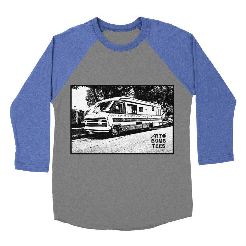 Art Bomb Tees or Bust Women's Baseball Triblend T-Shirt by artbombtees's Artist Shop