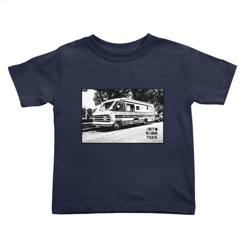 Art Bomb Tees or Bust Kids Toddler T-Shirt by artbombtees's Artist Shop