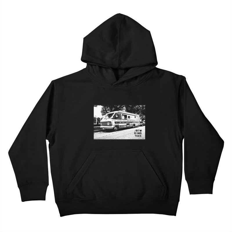 Art Bomb Tees or Bust Kids Pullover Hoody by artbombtees's Artist Shop