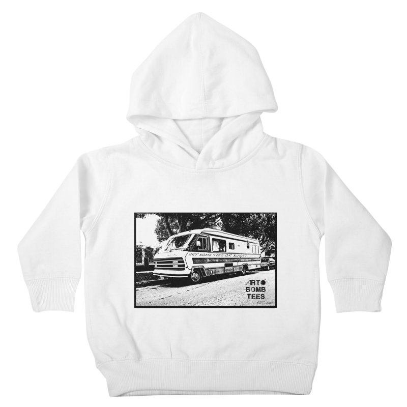 Art Bomb Tees or Bust Kids Toddler Pullover Hoody by artbombtees's Artist Shop