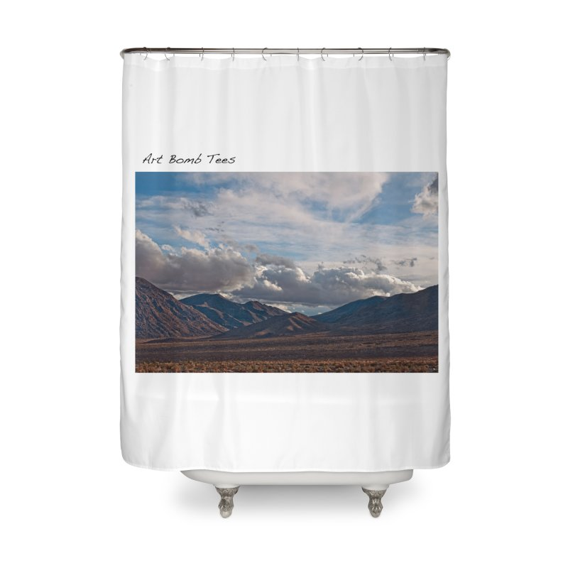 Mood of the Desert Home Shower Curtain by artbombtees's Artist Shop