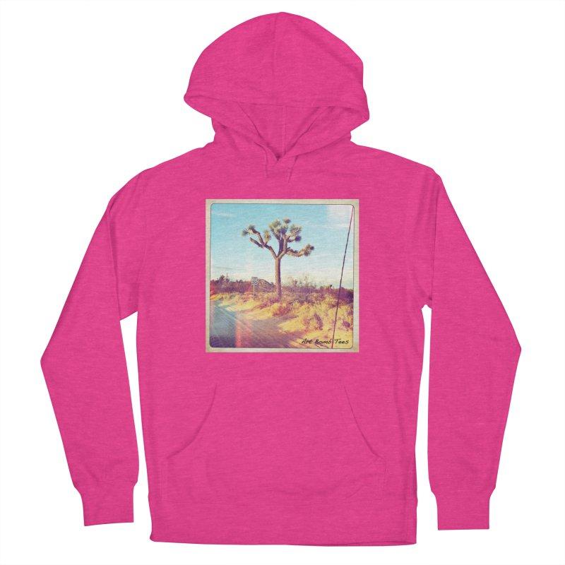 Desert Roads Women's Pullover Hoody by artbombtees's Artist Shop