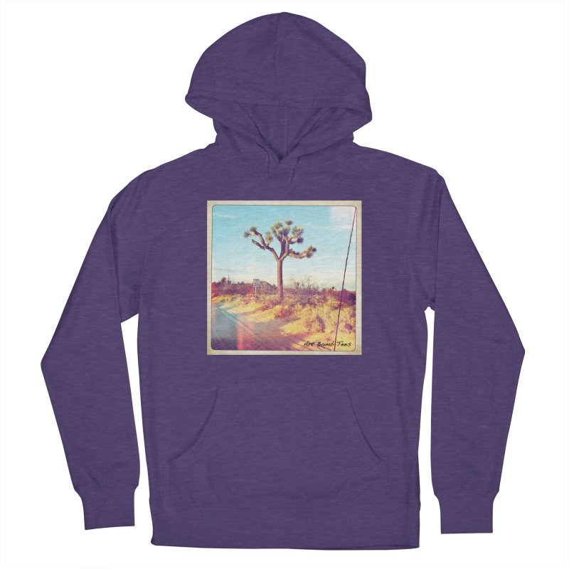 Desert Roads Men's Pullover Hoody by artbombtees's Artist Shop