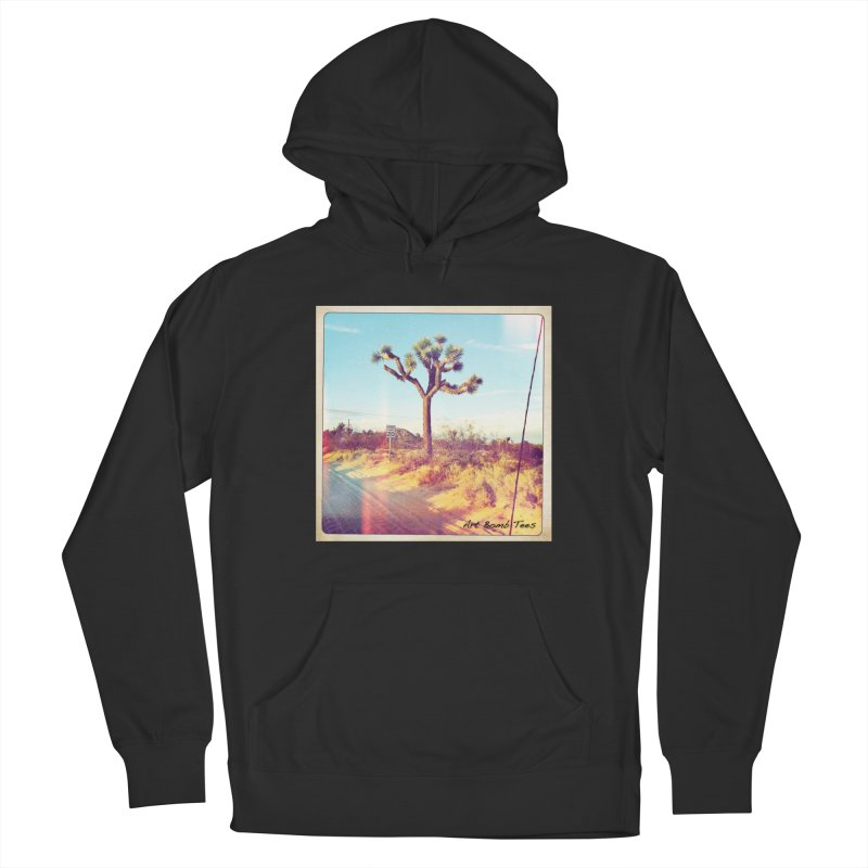 Desert Roads Men's Pullover Hoody by artbombtees's Artist Shop