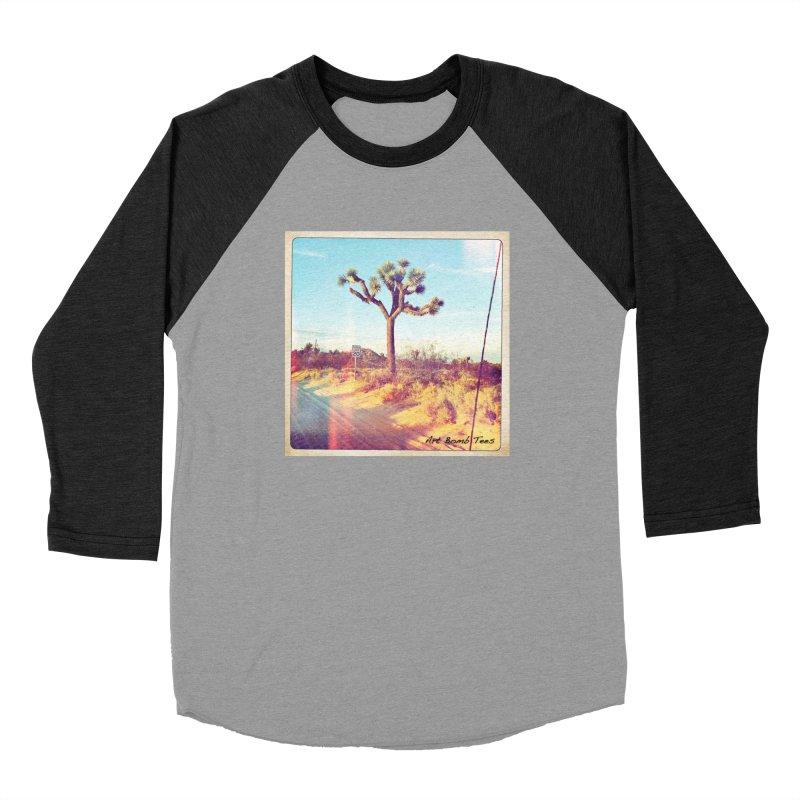 Desert Roads Women's Longsleeve T-Shirt by artbombtees's Artist Shop