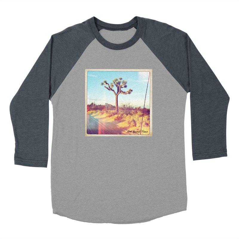 Desert Roads Men's Longsleeve T-Shirt by artbombtees's Artist Shop