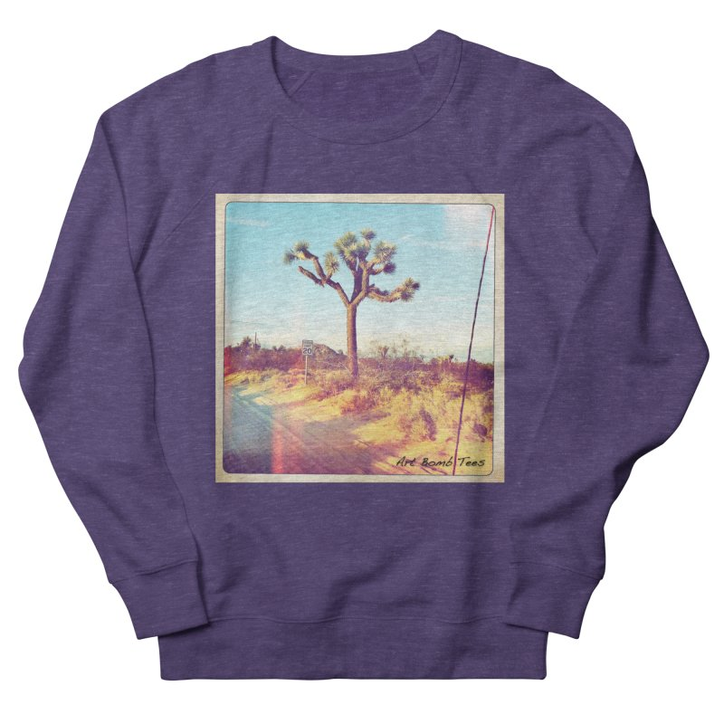 Desert Roads Women's Sweatshirt by artbombtees's Artist Shop