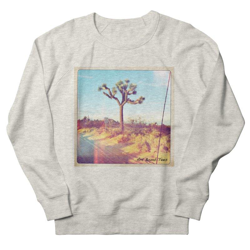 Desert Roads Women's Sweatshirt by artbombtees's Artist Shop
